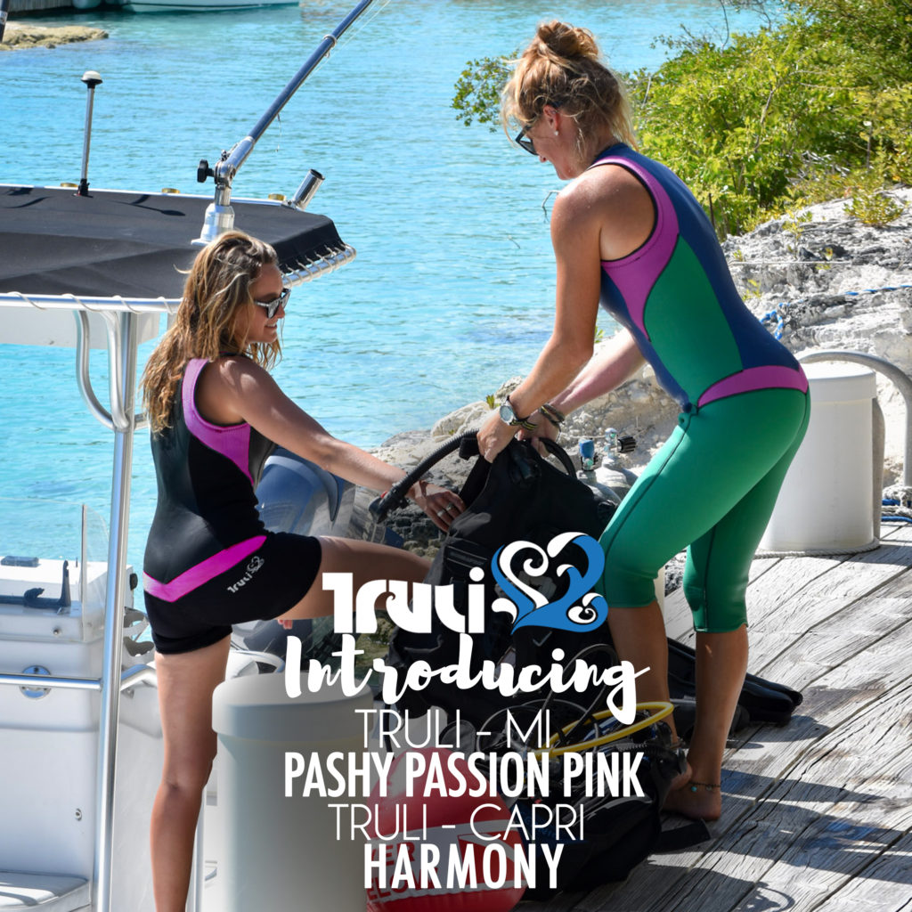 Truli Wetsuits recognizes that women who feel good in their gear and  apparel perform better f445a44d1